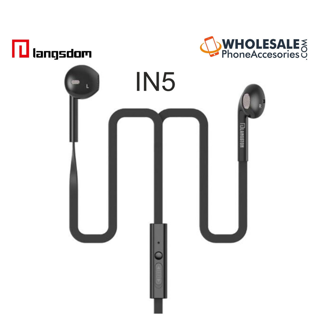 China Wholesale langsdom earphones IN5 Factory Supplier Cheap Price Distributor