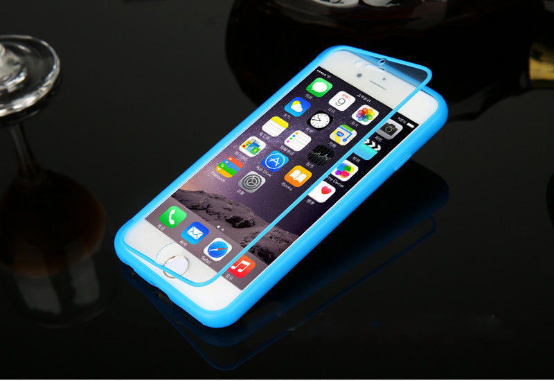Wholesale Supplier OEM Soft Silicone cover with screen protector Distributor USA 6