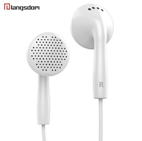 Image of china wholsale supplier factory langsdom earphones IN2 distributor cheap price