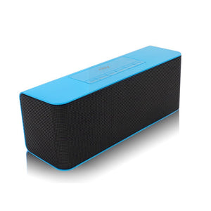 NBY 002 Mini Portable FM Bluetooth Speaker Wireless