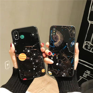 China Supplier Universe Series Glass Case for iPhone X Cheap Price Wholesale USA Distributor Factory Bulk Lots Manufacturer