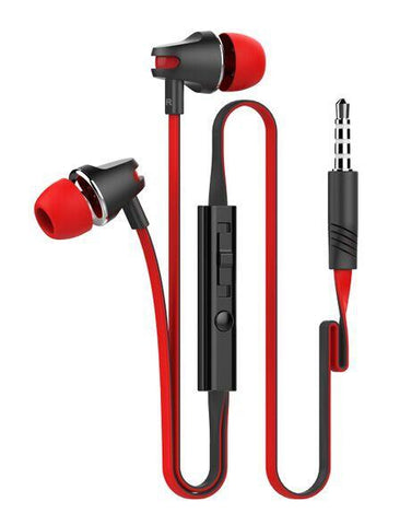 Image of cheap price distributor langsdom earphones jv23 wholsale china supplier factory