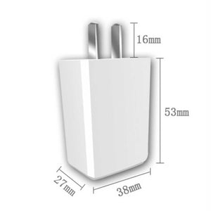3A QC Fast Charging USB Home Wall Adapter Charger Block