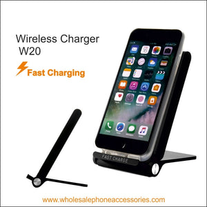 Wholesale China Factory Supplier Wireless Charger W20 Cheap Price usa Distributor