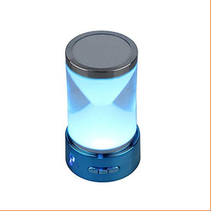 BT 18 Mini Portable FM Bluetooth Speaker Wireless With Lighting