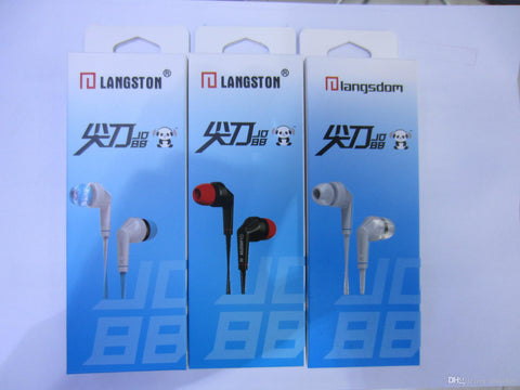 Image of wholesale factory china supplier langsdom earphones jd88 cheap price ditributor