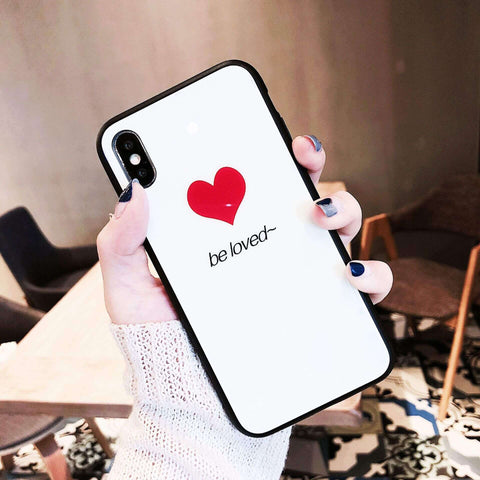 Image of China Supplier Heart Series1 Case for iPhone X Cheap Price Wholesale USA Distributor Factory Bulk Lots Manufacturer