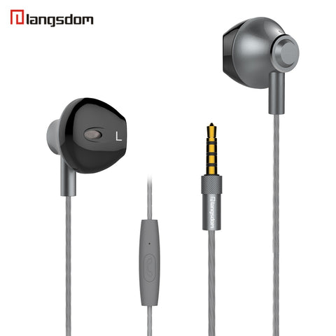 Image of china wholsale supplier factory langsdom earphones m420 distributor cheap price