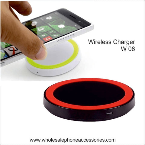 Image of Wholesale China Factory Supplier Wireless Charger W06 Cheap Price usa Distributor