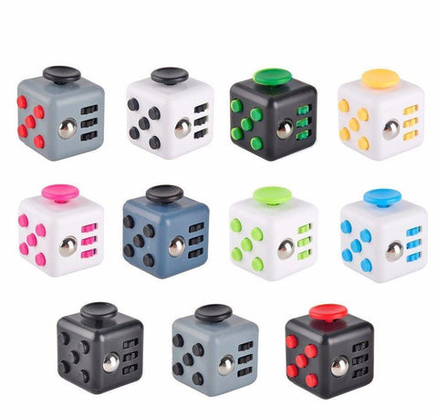 Image of Wholesale China Price Magic fidget cubes bulk lots