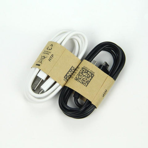 Image of 1A OEM Standard speed micro usb V8 data cable charger