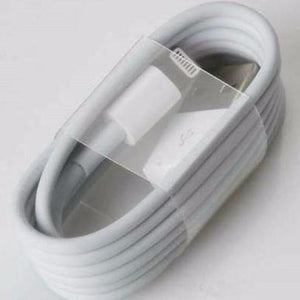 AA+ White iPhone USB Cable Charger
