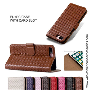 Wholesale usa Distributor Factory Supplier PU+PC CASE WITH CARD SLOT  China Cheap Price