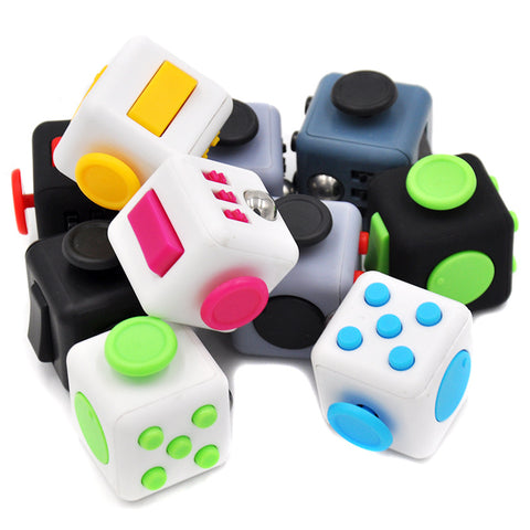 Image of Supplier of Magic Fidget Cube Wholesale