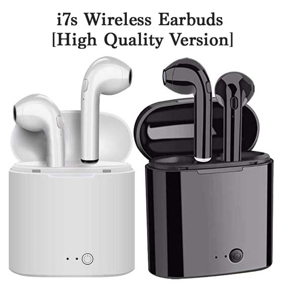 Bulk Wholesale Cheap Price I7s Tws Wireless Bluetooth 5 0 Earbuds Headsets Wholesalephoneaccessories Com