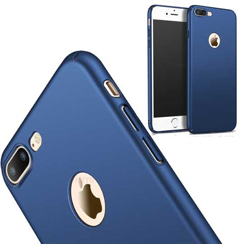 Image of Hard PC Slim Case Matte finish for iPhone Samsung models