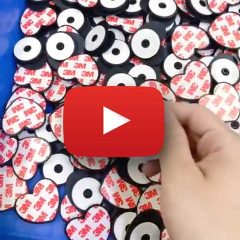 Heart Sublimation Pop Socket 12Pack