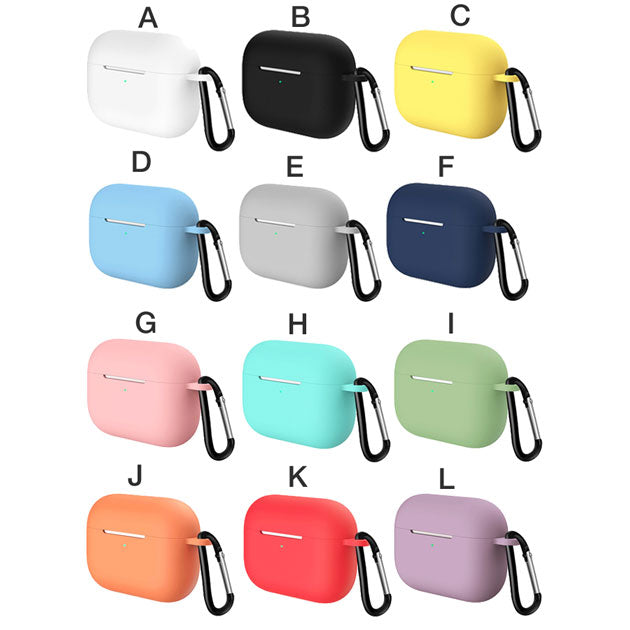 Airpods Pro Liquid Silicone Case Cover [HIGH QUALITY]