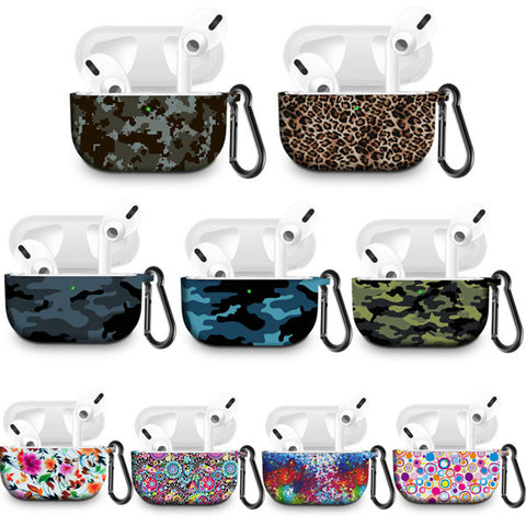 Image of Premium Printed Silicone Cases for Airpods Pro [24 prints]