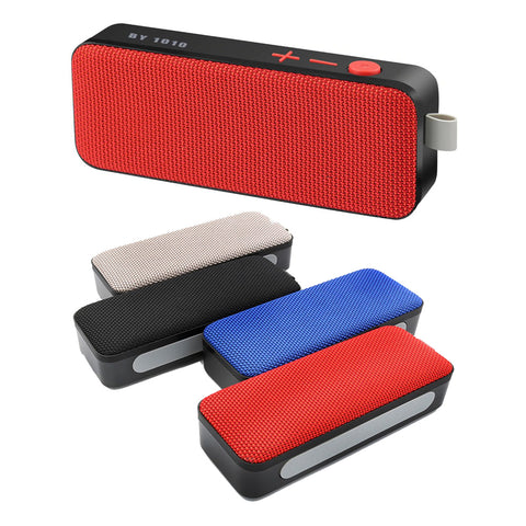 Image of NBY BY1010 Portable Wireless Bluetooth Speaker With Enhanced Bass