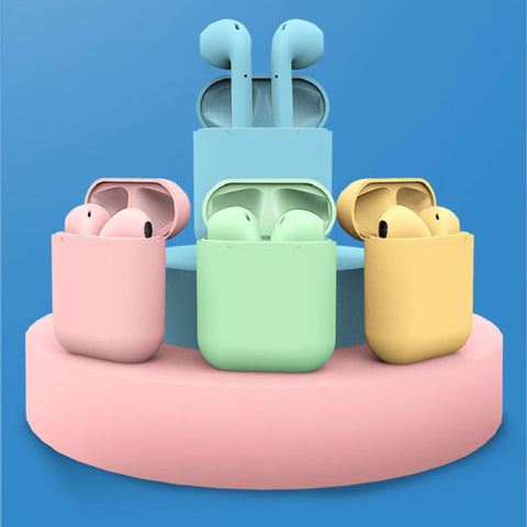 Bulk Cheap Price Wholesale Inpods Airpods Tws Wireless Bluetooth 5 0 Earbuds Wholesalephoneaccessories Com