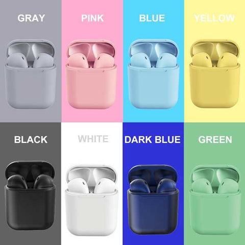 NEW inPods™ AirPods TWS wireless Bluetooth 5.0 earbuds