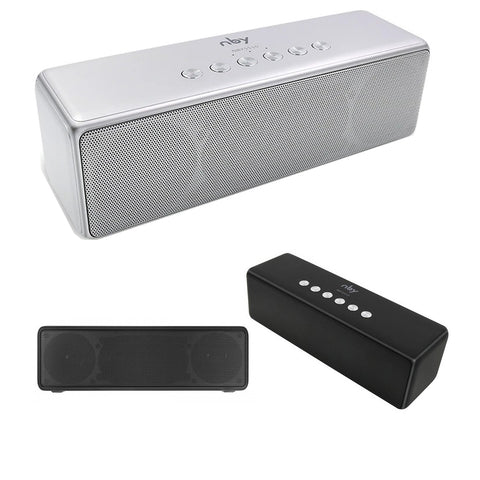 Image of NBY-5510 Premium Portable Powerful Bass Wireless Bluetooth Speakers With FM Radio