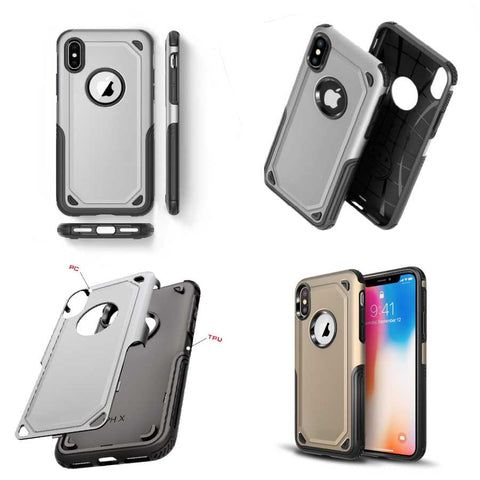 Image of 🔥 Hybrid Shockproof case for all iPhone models