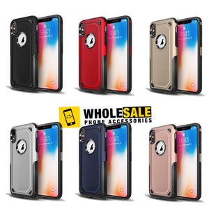 🔥 Hybrid Shockproof case for all iPhone models