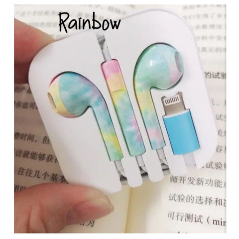 Image of 🔥 Unique Earphones for iPhone 8pin with Volume control & Mic