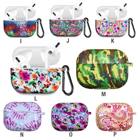 Premium Printed Silicone Cases for Airpods Pro [24 prints]