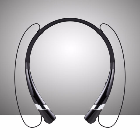 Image of New CSR Chip Model Bluetooth Hv-960 Earphone Wireless Headphone Neckband Headsets Sport Sweatproof Earbuds for Bluetooth Devices