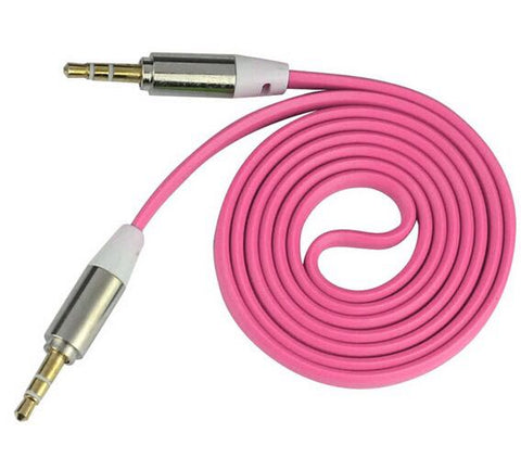 Image of bulk lots wholesale manufacturer 3.5mm aux audio cable