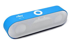 NBY 18 Mini Portable FM Bluetooth Speaker Wireless