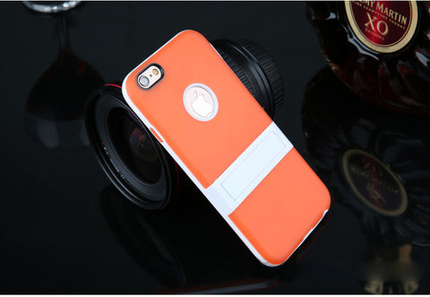 Image of Wholesale Supplier OEM Tpu hybrid stand case Bulk lots Cheap price 7