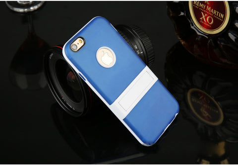 Image of Wholesale Supplier OEM Tpu hybrid stand case Bulk lots Cheap price 3