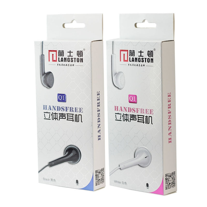 China Supplier langsdom earphones q1 WHolesale Factory Distributor