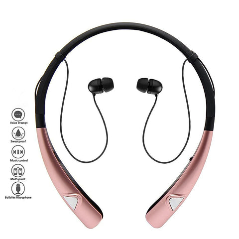 Image of HV-980 Wireless Stereo Bluetooth 4.1 In-ear Headsets Headphones wholesale price