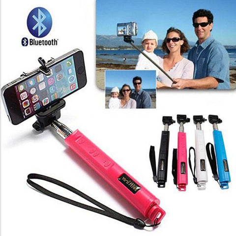 Image of usa distributor wholesale supplier selfie stick wireless bluetooth z07-6