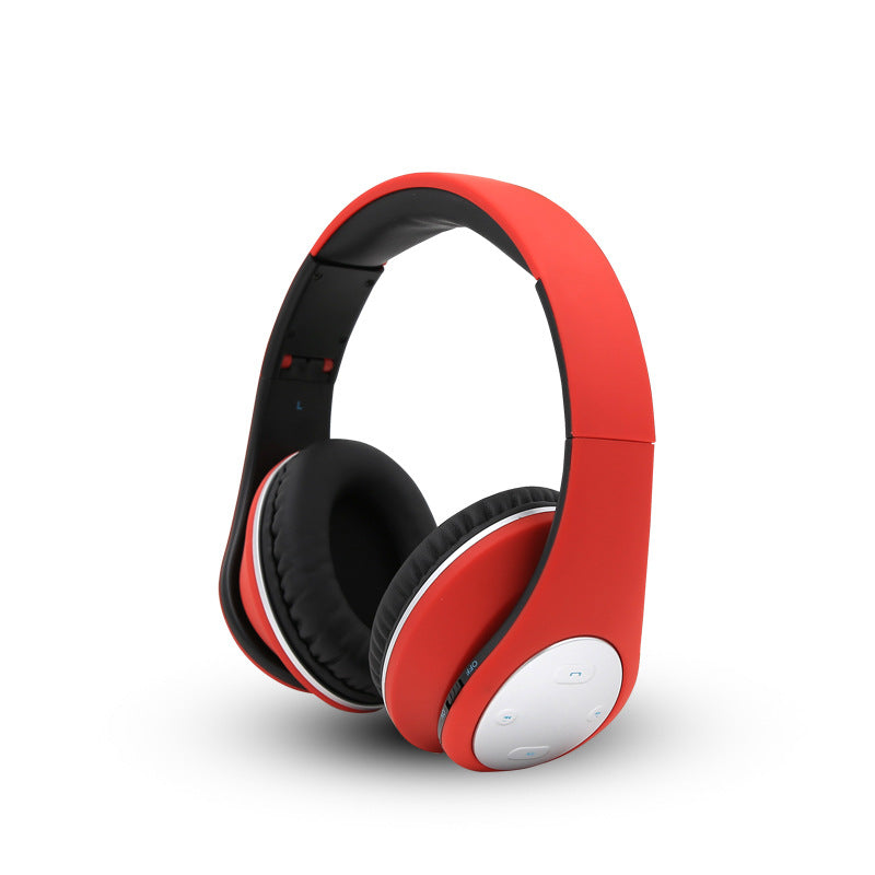 Durable High Quality Styish  BT-990 Headband Bluetooth Wireless Headphone Stereo Foldable Adjustable Length Voice Prompt