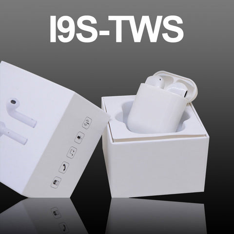 i9s TWS Wireless Bluetooth 5.0 earbuds [Updated Version August 2019]