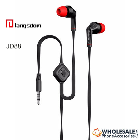 Image of Wholesale langsdom earphones jd88  CHina Factory Supplier CHeap Price