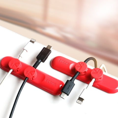 Cheap Bulk Lots Price China Wholesale Supplier Goshot Magnetic Cable Holder Clip
