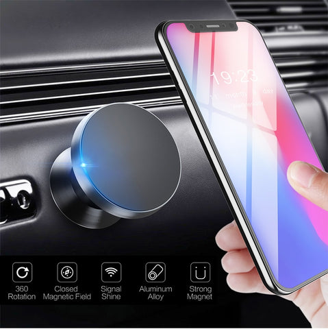 Image of China Supplier Cheap Price Wholesale USA Distributor Factory Bulk Lots Manufacturer magnetic car moiunt phone holder