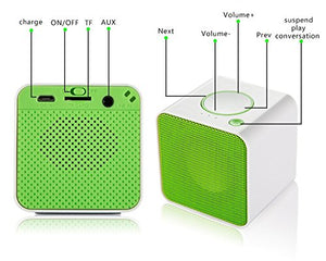 NBY BT 19 Mini Portable FM Bluetooth Speaker Wireless