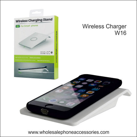 Image of Wholesale China Factory Supplier Wireless Charger W16 Cheap Price usa Distributor