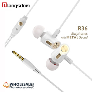 Wholesale langsdom earphones R36 CHina Factory Supplier CHeap Price