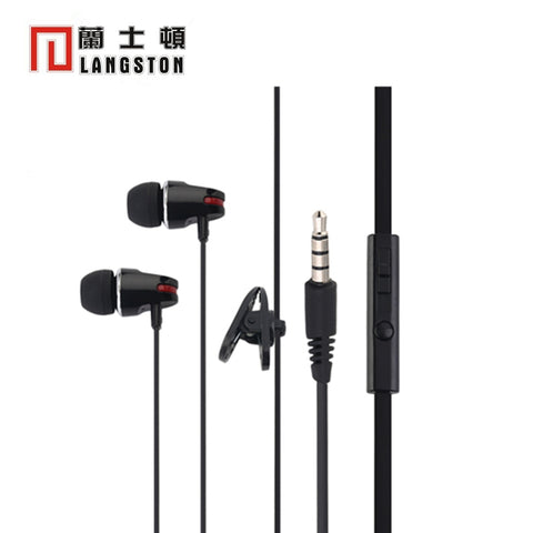 Image of China Supplier langsdom earphones jv23 WHolesale Factory Distributor