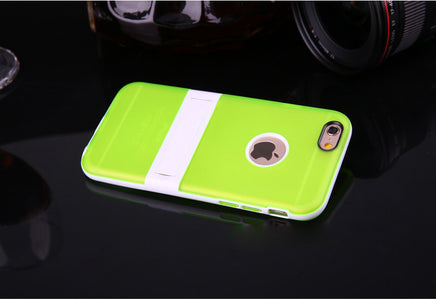 Wholesale Supplier OEM Tpu hybrid stand case Bulk lots Cheap price 5