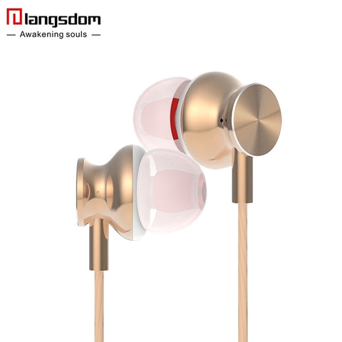 Image of wholesale factory china supplier langsdom earphones m430 cheap price ditributor
